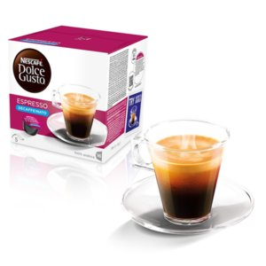Кафе NESCAFE®  Dolce Gusto® ESPRESSO DECAFFEINAT0